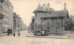 CPA 75 PARIS RUE D ASSAS  6 Eme Ar. - Arrondissement: 06