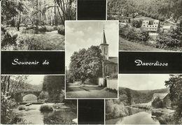 Souvenir De Daverdisse.  (2 Scans) - Daverdisse