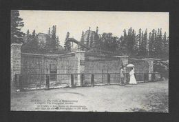 MONTMORENCY - QUÉBEC - (KENT HOUSE) LE MANOIR MONTMORENCY - PREMIER ZOO QUÉBÉCOIS EN 1907 - Quebec