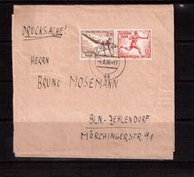 Olympic Games-1936,Berlin,Germany, Letter - Summer 1936: Berlin