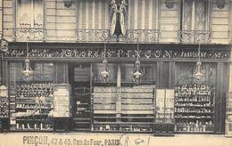CPA 75 PARIS PINCON 47 ET 49 RUE DU FOUR 6 Eme Ar. - District 06