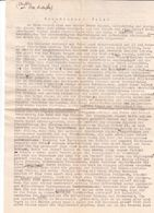 0910   Befehl   NDH    PROGLAS    HRVATSKOM  NARODU - Documenti