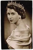 H.M. Queen Elisabeth (pk41808) - Royal Families