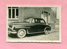 PHOTOGRAPHIE - PHOTO - SIMCA ARONDE  -   ( RUE NEUVE - MONTIGNY  ) - Automobiles