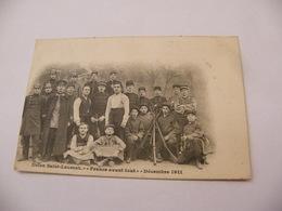 Carte Postale 54 Pont à Mousson Union Saint Laurent France Avant Tout 1911 - Pont A Mousson