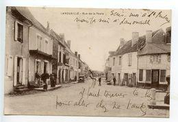 Lanouaille Rue De La Poste - Other Municipalities