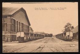 CAMP DE BEVERLOO - TREINSTATIE DECAUVILLE - Leopoldsburg