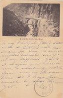 Teufelsbrücke - 1892 !       (P-108-60702) - UR Uri