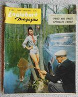 ENGLEBERT MAGAZINE N° 262 - BELGIQUE - 1960 - Auto/Moto