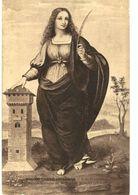CPA N°18683 - MUSEE CONDE - ECOLE FLORENTINE - ALBERTINELLI MARIOTTO DE PIAGO BINDO 1474-1515 - SAINTE BIBLE - Chantilly