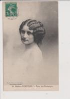 CPA - BORDEAUX - Madame ROBERSKA - Reine Des Vendanges - Cachet LOISEY 55 Meuse - Bordeaux