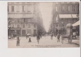 CPA - BORDEAUX - La Rue Sainte Ste Catherine - Vue De La Comédie - Bordeaux