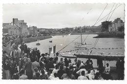 Cpsm: 22 DAHOUET (ar. Saint Brieuc) Bénédiction De La Mer Au Port De Dahouet (Bien Animée) N° 237 - Francia