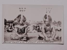 C.P.A. FIJI : Native Chief And Consort, Fiji Islands - Fidji