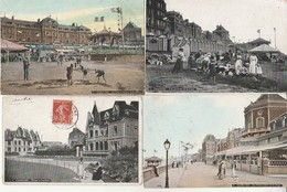 Lot De 15 CPA Cabourg. - Cabourg