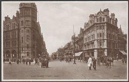 King Edward Street, Hull, Yorkshire, 1926 - Valentine's Postcard - Hull