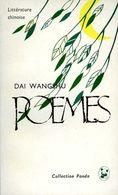 Chine : Poemes Par Dai Wangshu - Poésie