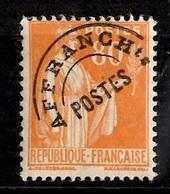 France Préoblitérés YT N° 75 Neuf ** MNH. Gomme D'origine. TB. A Saisir! - Precancels