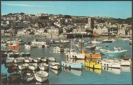 St Ives Harbour, Cornwall, C.1970s - Jarrold Postcard - St.Ives