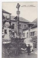 Corrèze - Gimel - Vieille Croix Sur La Grand'Place - Autres Communes