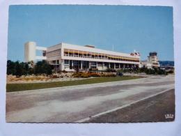 AEROPORT FLUGHAFEN AIRPORT   AEROGARE D AJACCIO - Aerodrome