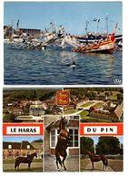 LOT  DE 44 CARTES  POSTALES  SEMI-MODERNE  DIVERS  FRANCE  N97 - Postcards