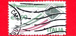 ITALIA - Usato - 2013 - Posta Italiana - Busta Che Spicca Il Volo - 1.90 - 6. 1946-.. Republik