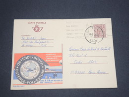 BELGIQUE - Entier Postal Publibel , De Vise Pour Paris En 1978 - L 12904 - Stamped Stationery