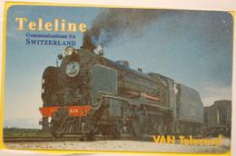 Prepaid Teleline  Train - Svizzera