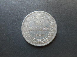 USSR (Russia) 20 Kopeks 1923 - Russia
