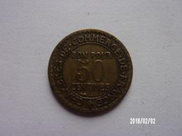 50 Centimes - Domard - 1924 - KM 884 - France