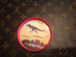 Petit Cendrier Coca Cola Jurassic Park Tyrannosaurus - Aschenbecher