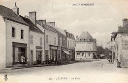 JALIGNY LA PLACE (NOMBREUX COMMERCES) - Autres Communes