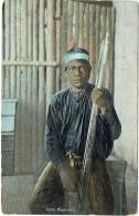 Perou. Indio Anueshe. - Pérou