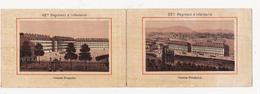 35ème Et 42ème Régiment D' Infanterie Caserne Friedrich Et Bougenel + Texte Explicatif Militaria Militaire (2 Scans) - Documents