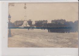 CARTE PHOTO - BORDEAUX - LA REVUE - REMISE DES DECORATIONS 14 JUILLET 1903 - Bordeaux