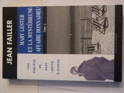 MARY LESTER N° 47 ET LA MYSTERIEUSE AFFAIRE BONNADIEU  Tome 2    Policier Breton - Livres, BD, Revues