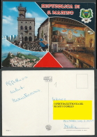 CARTOLINA SAN MARINO - C2 - San Marino