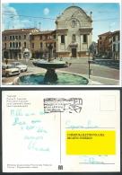 CARTOLINA TREVISO PIAZZA S. LEONARDO - C6 - Treviso