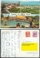 CARTOLINA ABANO TERME - C7 - Altre Città