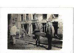 Lichtervelde Duitse Fotokaart WO I Supernet - Lichtervelde