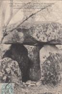 DOLMEN DE TALLEVENDE     +  CACHET AMBULANT  LYSON A LAMBALLE       PIONNIERE - Dolmen & Menhirs