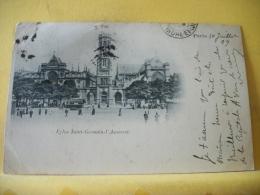 B16 7598 CPA 1899 - 75 PARIS. EGLISE SAINT GERMAIN L'AUXERROIS. EDIT. ? (+ DE 20000 CARTES A MOINS DE 1 EURO) - Churches
