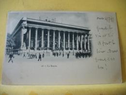 B16 7608 CPA 1899 - 75 PARIS. LA BOURSE. EDIT. ? 16 (+ DE 20000 CARTES A MOINS DE 1 EURO) - France