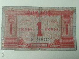 1 Franc Agen - Camera Di Commercio