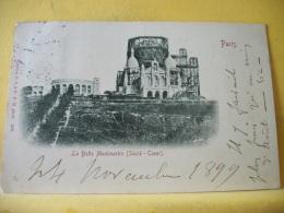 B16 7648 CPA 1899 - 75 LA BUTTE MORMARTRE (SACRE COEUR EN CONSTRUCTION) EDIT. P.S. 229(+ DE 20000 CARTES A MOINS 1 EURO) - Sacré Coeur