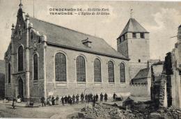 BELGIQUE - FLANDRE ORIENTALE - DENDERMONDE - TERMONDE - St-Gillis Kerk - L'Eglise De St-Gilles. - Dendermonde