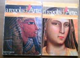 A Regola D'Arte 1 E 2 -  Bernini / Rota - Ed. Laterza - Arts, Architecture