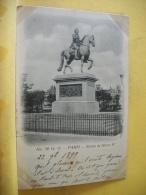 B16 7708 CPA 1899 -75 PARIS. STATUE DE HENRI IV. EDIT. G.O. 30 (+ DE 20000 CARTES A MOINS 1 EURO) - Statues