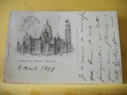 B16 7720 CPA 1899 -  PARIS. BASILIQUE DU VOEU NATIONAL. MONTMARTRE. EDIT. SAUDINOS... (+ DE 20000 CARTES A MOINS 1 EURO) - Sacré Coeur